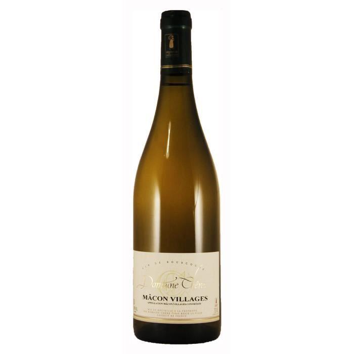 Domaine Chêne 2018 Mâcon Villages - Vin blanc de Bourgogne