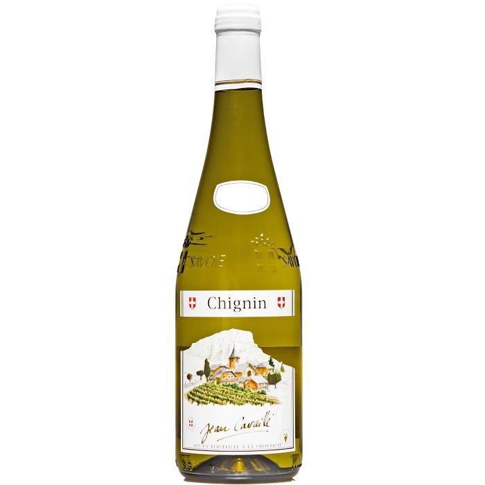 Maison Cavaillé Village 2018 Chignin - Vin Blanc de Savoie