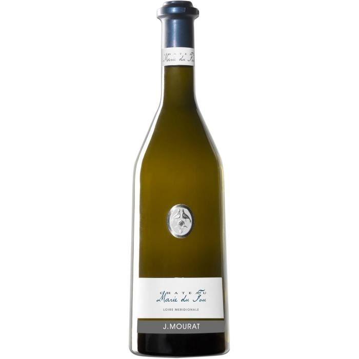 Château Marie du Fou 2018 Fiefs Vendéens - Vin blanc de la Vallée de la Loire