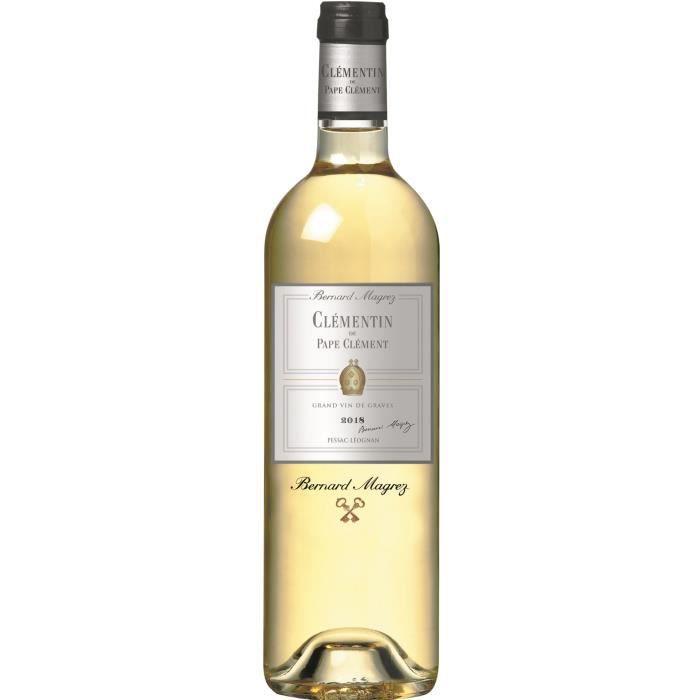Clémentin de Pape Clément 2018 Pessac-Léognan - Vin blanc de Graves