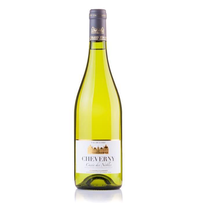 Cuvée des nobles 2018 Cheverny - Vin blanc de Loire