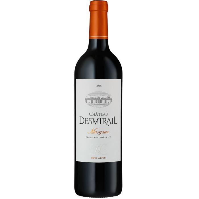 Château Desmirail 2018 Margaux - Vin rouge de Bordeaux