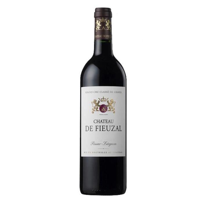 Château de Fieuzal 2018 Pessac Léognan - Vin rouge de Bordeaux