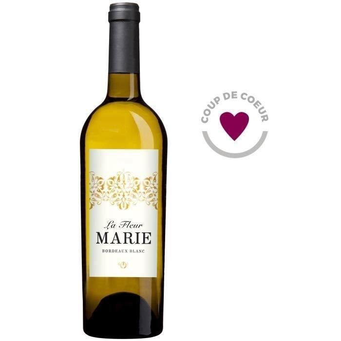 La Fleur Marie 2018 Bordeaux - Vin blanc de Bordeaux