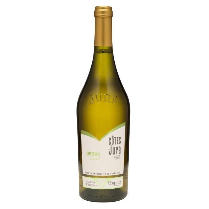La Fruitière Vinicole de Voiteur 2018 Côtes du Jura - Vin blanc du Jura