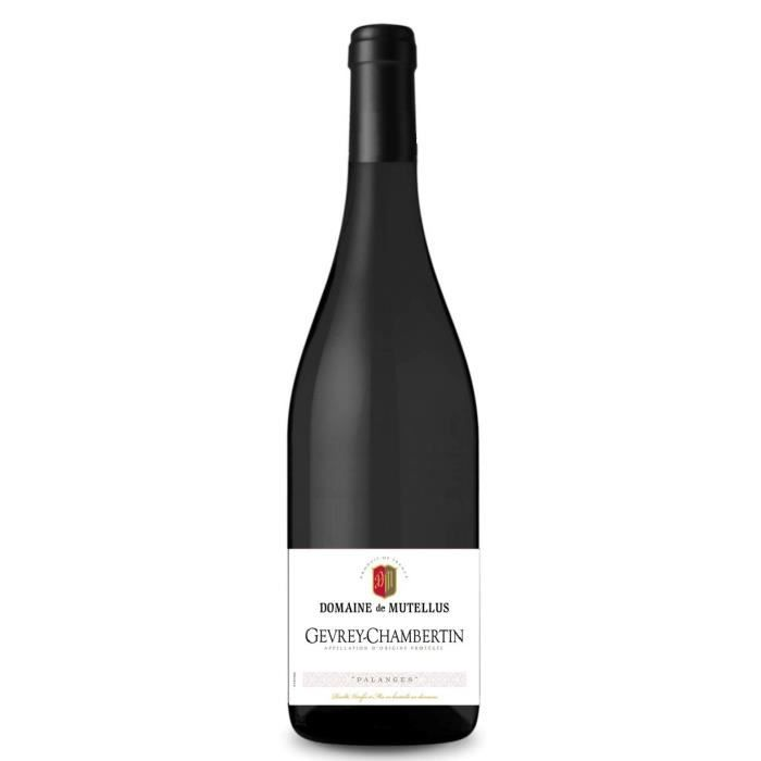 Domaine de Mutellus 2018 Gevrey-Chambertin - Vin rouge de Bourgogne
