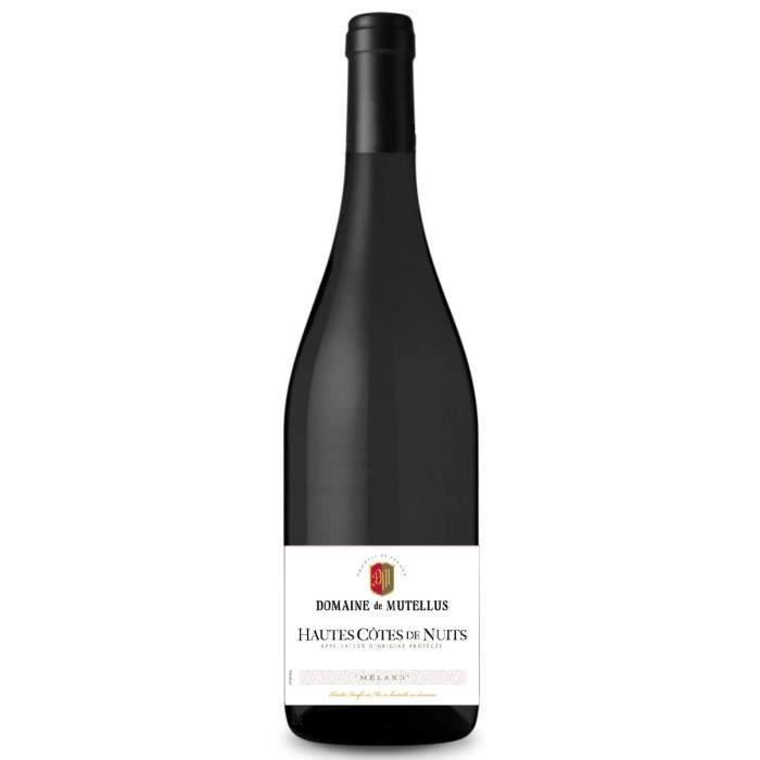 Domaine de Mutellus 2018 Hautes Côtes de Nuits - Vin rouge de Bourgogne