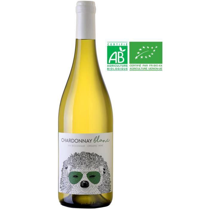 Hérisson 2019 Chardonnay - Vin blanc de France - Bio