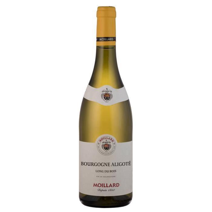 Moillard 2018 Bourgogne Aligoté - Vin blanc de Bourgogne