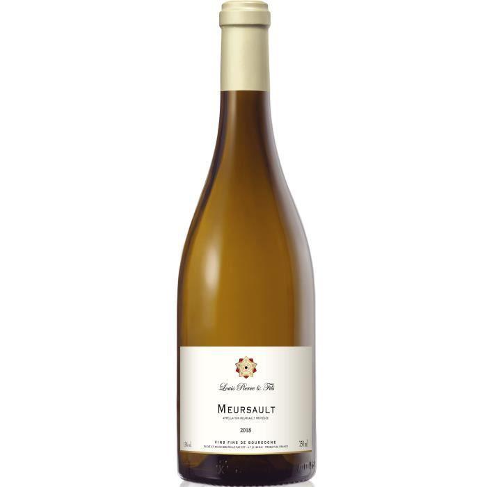 Louis Pierre & Fils 2018 Meursault - Vin blanc de Bourgogne