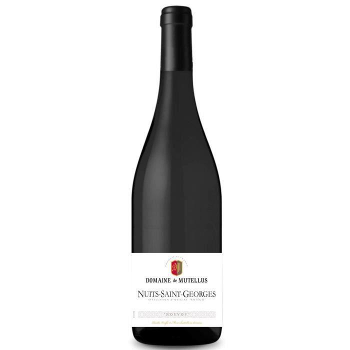 Domaine de Mutellus 2018 Nuits-Saint-Georges - Vin rouge de Bourgogne