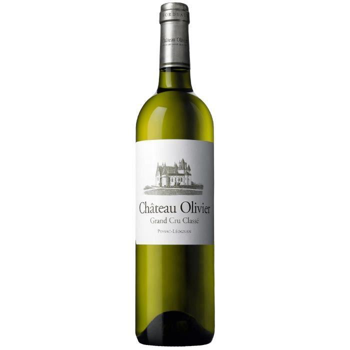 Château Olivier 2018 Péssac-Léognan - Vin blanc de Bordeaux