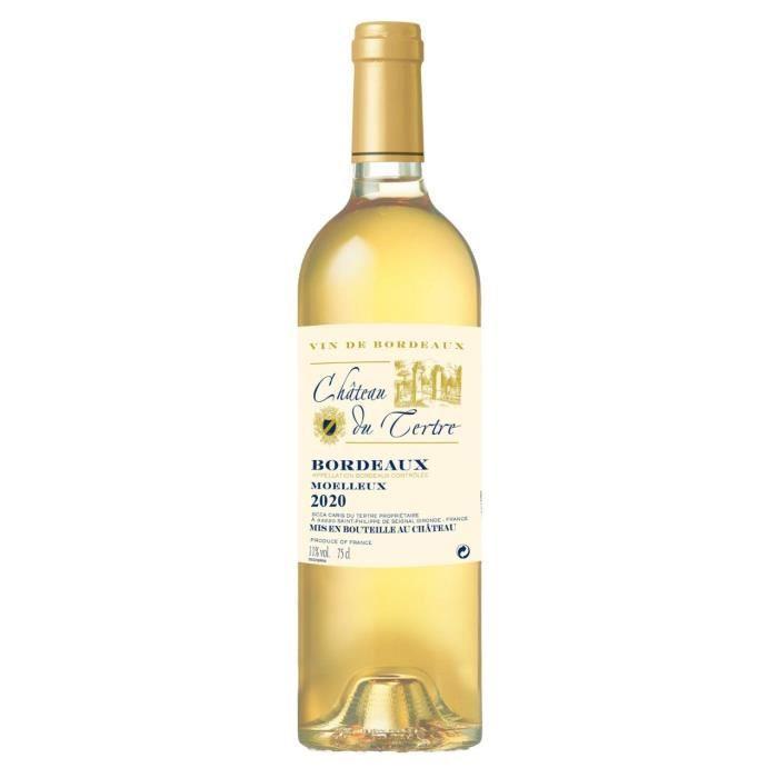 Château du Tertre 2018 Bordeaux - Vin blanc de Bordeaux