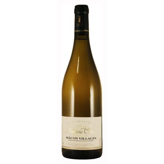 Domaine Chêne 2019 Mâcon Villages - Vin blanc de Bourgogne