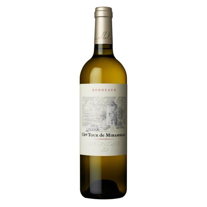 Château Tour De Mirambeau 2019 Entre-deux-Mers - Vin blanc de Bordeaux