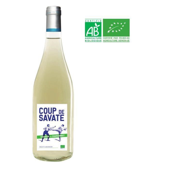 Coup de Savate 2019 Vin de France - Vin blanc - Bio