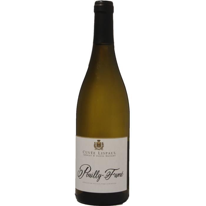 S et D Maudry Cuvée Lispaul 2019 Pouilly Fumé - Vin blanc de la Vallée de la Loire