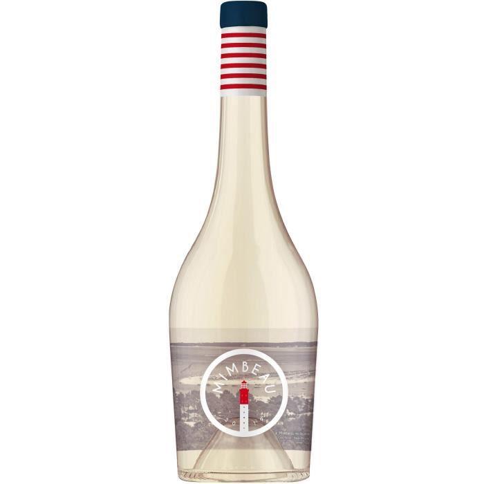Mimbeau 2019 IGP Atlantique - Vin blanc de Bordeaux