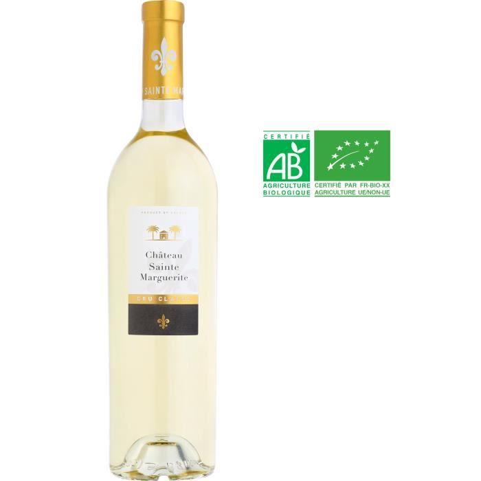 Château Sainte Marguerite 2019 Côtes de Provence - Vin blanc de Provence - Bio