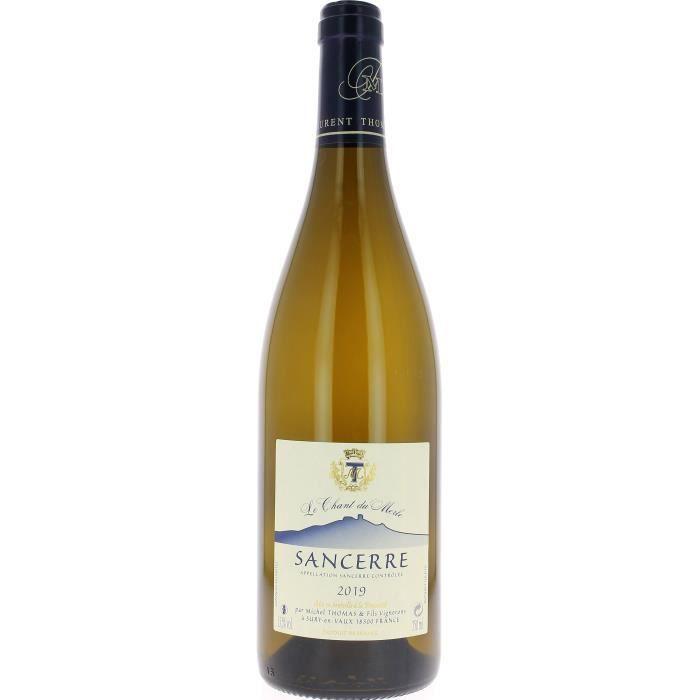 Domaine Michel Thomas Le Chant du Merle 2019 Sancerre - Vin blanc de Loire