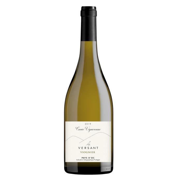 Le Versant Viognier 2019 Pays d'Oc - Vin blanc de Languedoc