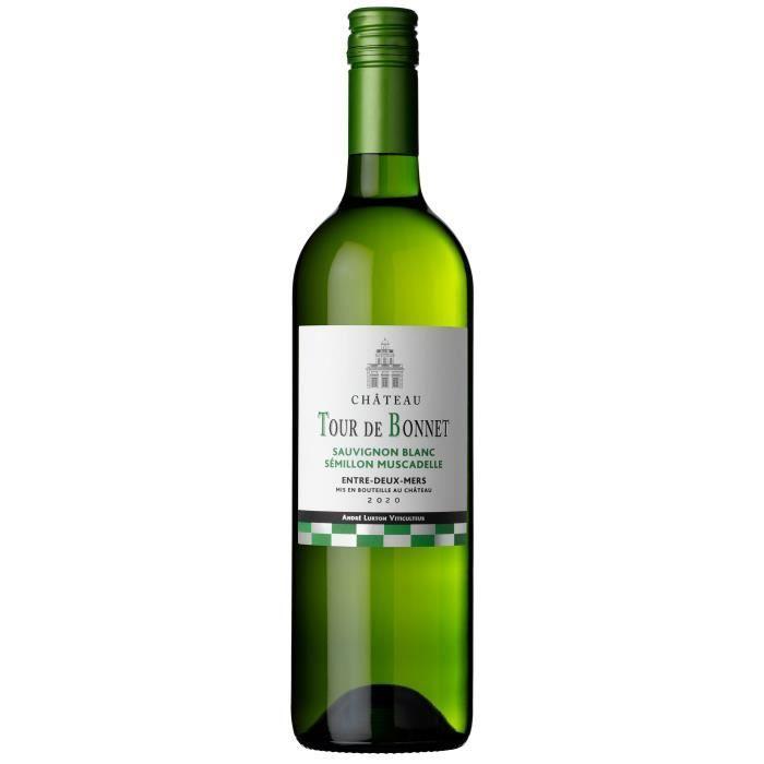 Château Tour de Bonnet 2020 Entre-Deux-Mers - Vin blanc de Bordeaux