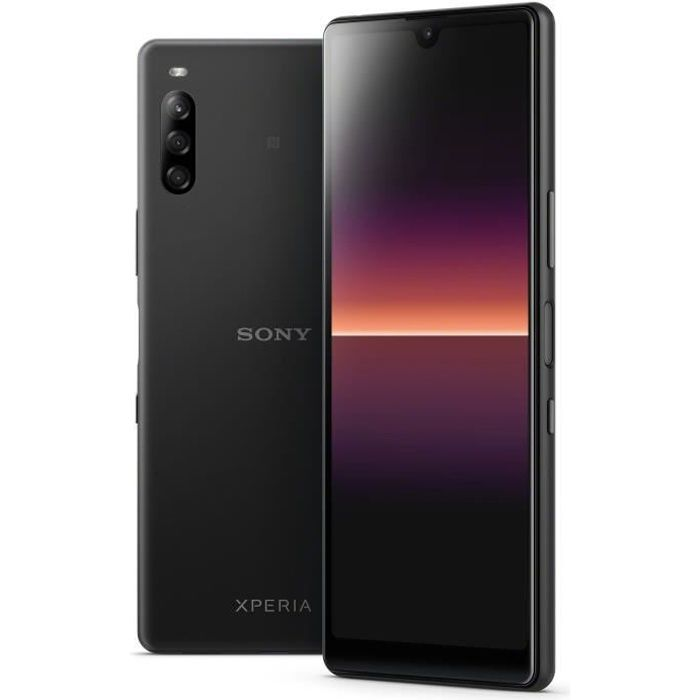 SONY Xperia L4 Noir 64 Go