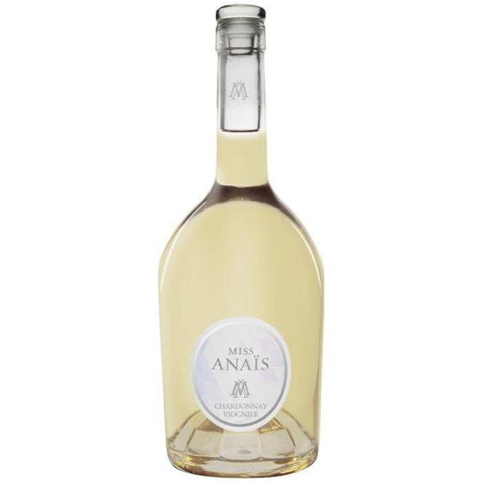 JEAN D'ALIBERT Miss Anais - Vin blanc de Languedoc-Roussillon