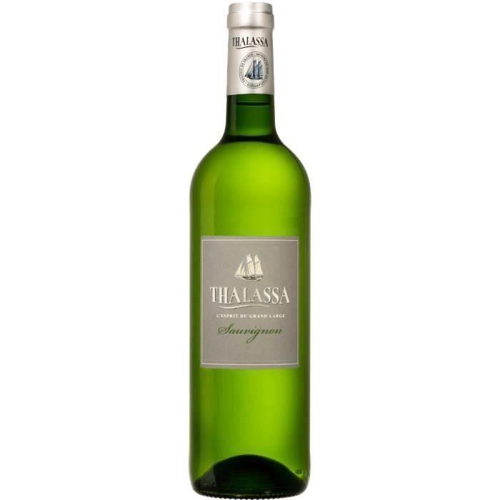 Thalassa Sauvignon - Vin blanc du Pays de l'Atlantique