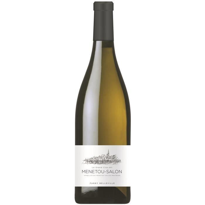 Fanny Belleville 2018 Menetou Salon - Vin blanc du Val de Loire