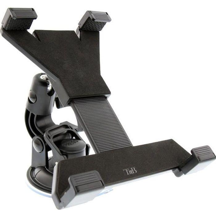TABHOLD3 Support Tablette Universel Pare-brise Noir