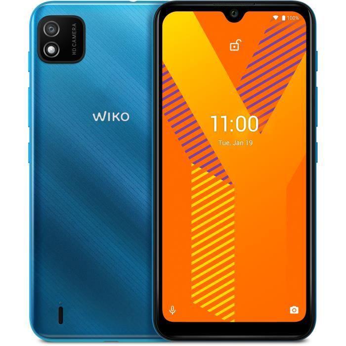 WIKO Y62 LS Bleu clair