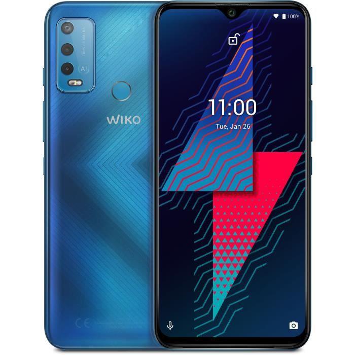 Wiko Power U30 Midnight Blue 64Go