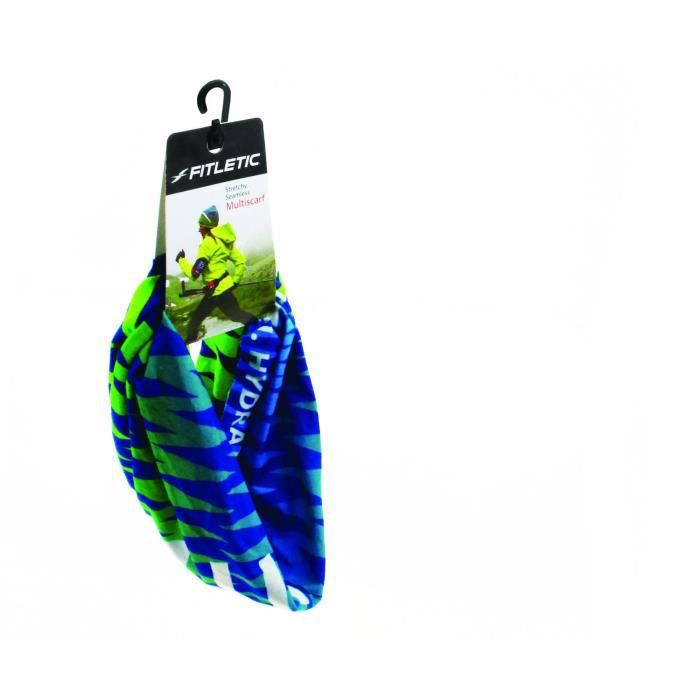 FITLETIC Bandeau Multiscarf - Bleu