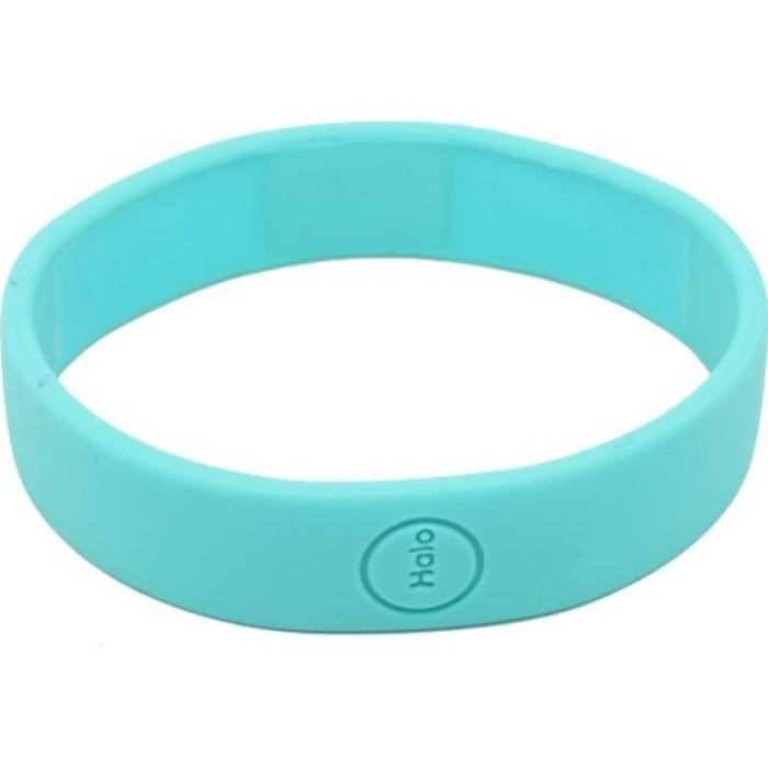 Haloband Bracelet Connecté Bleu