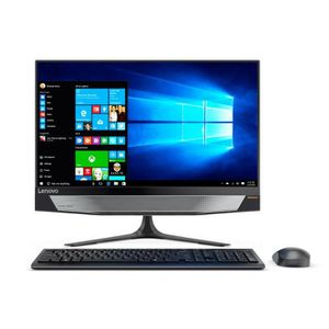 LENOVO PC Tout en un Ideacentre AIO 720-24IKB - 23.8?? Full HD - RAM 4Go - Intel Core i7 7700 -GTX960 - Stockage 1To + 128Go SSD