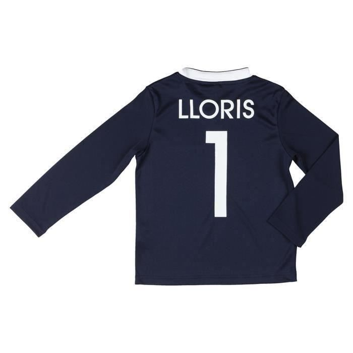 FFF T-shirt Football Lloris Enfant Garçon FTL