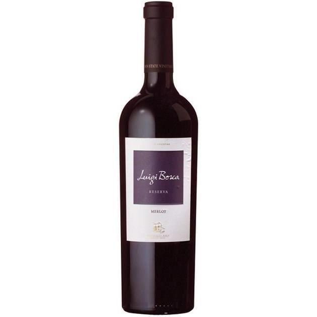 Lungi Bosca Reserva Merlot - Vin rouge d'Argentine