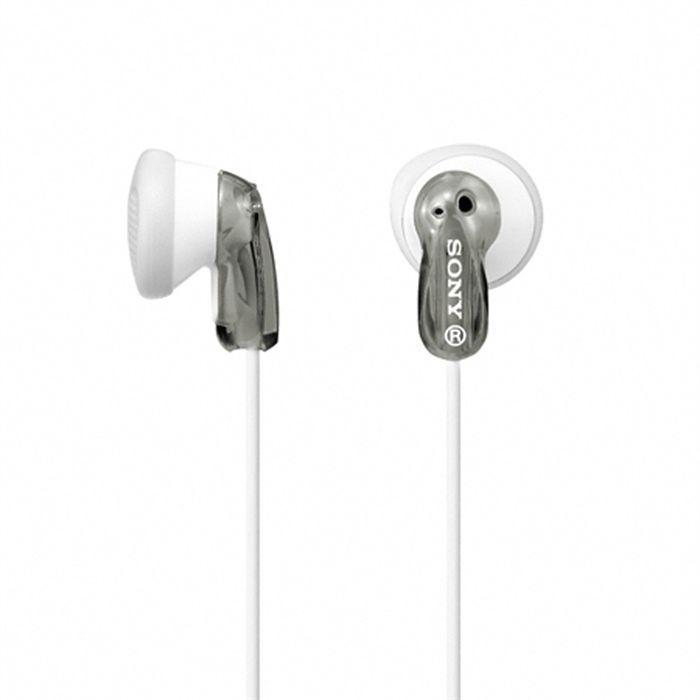 SONY MDR-E9LP Mini Ecouteurs Gris