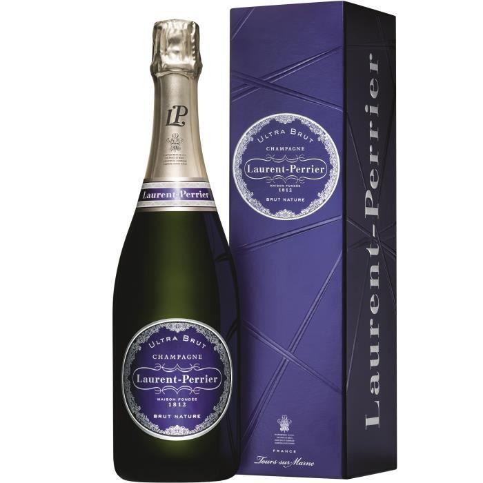 Champagne Laurent Perrier Ultra Brut - 75 cl