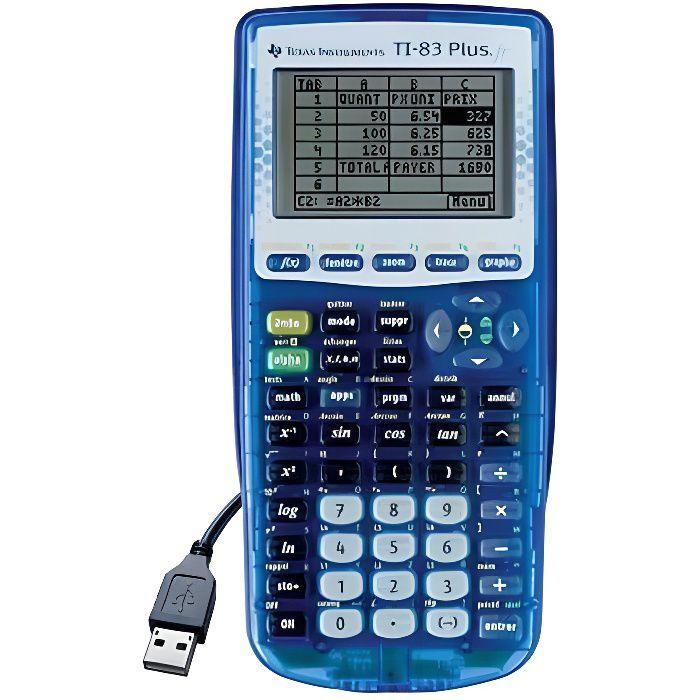 Texas Instruments TI-83 Plus.fr