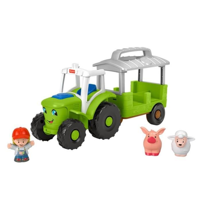 FISHER-PRICE Little People Le Tracteur - de 12 mois à 5 ans