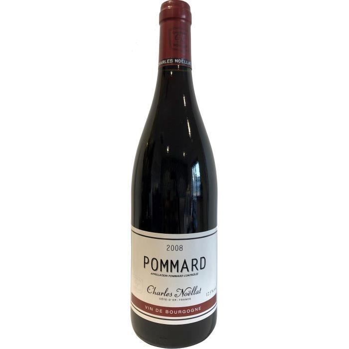 Charles Noëllat 2008 Pommard - Vin rouge de Bourgogne