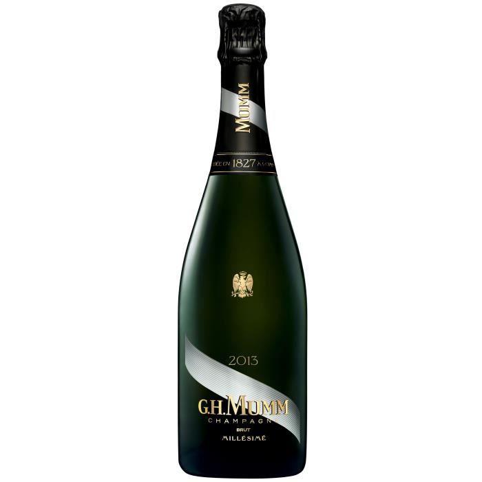 Champagne Mumm Millésimé 2009 Brut - 75 cl