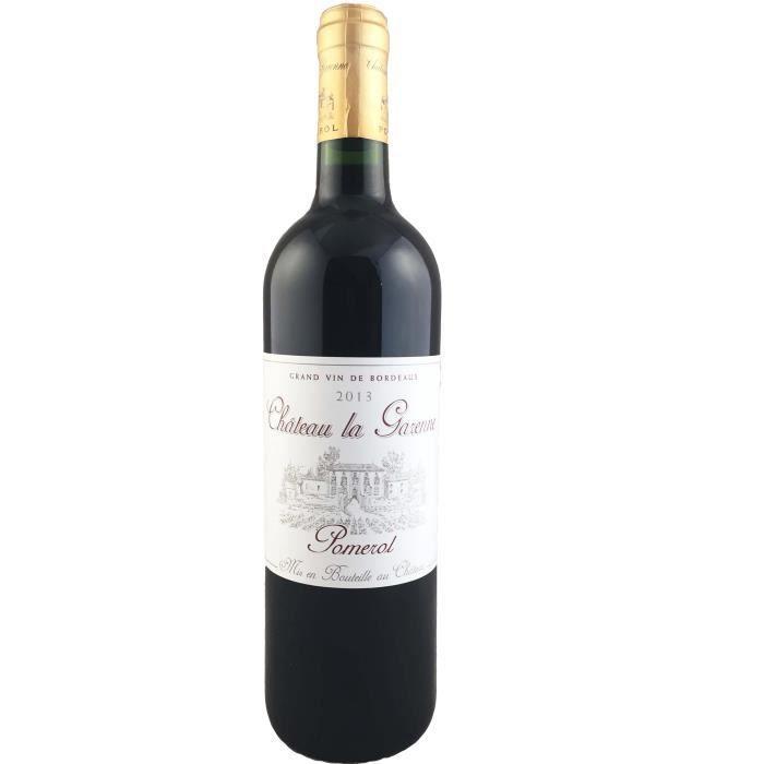 Château La Garenne 2013 Pomerol 2013 - Vin rouge de Bordeaux