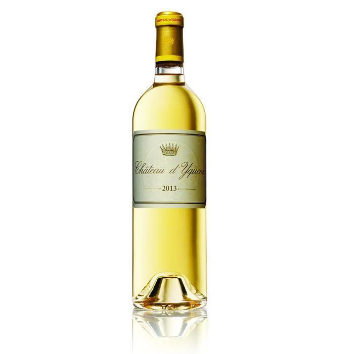 Château d'Yquem 2013 Sauternes Premier Cru Classé - Vin blanc de Bordeaux