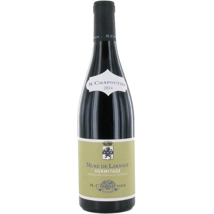 M. Chapoutier Mûre de Larnage 2014 Hermitage - Vin rouge de la Vallée du Rhône