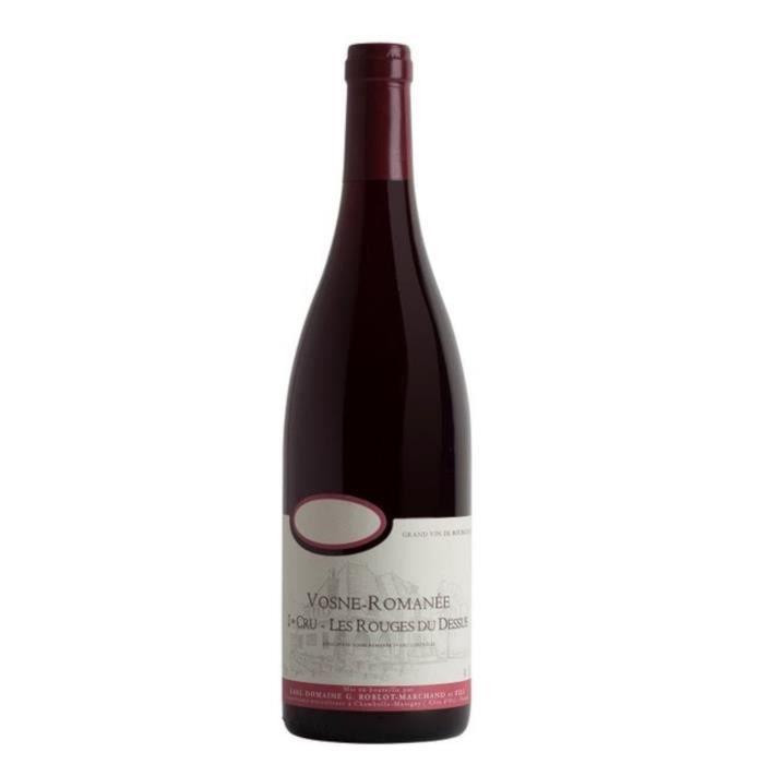 Domaine Roblot Marchand 2014 Vosne-Romanée Premier Cru - Vin rouge de Bourgogne
