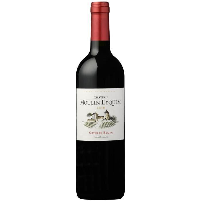 Château Moulin Eyquem 2016 Côtes de Bourg - Vin rouge de Bordeaux