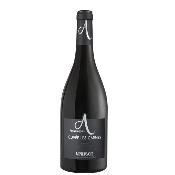 A By Château Rivière les Carmes 2017 Minervois et La Livinière - Vin Rouge du Languedoc-Roussillon